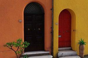 Uşi exterior 2